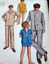 *LOVELY VTG 1960s BOYS TOP & PANTS Sewing Pattern 8
