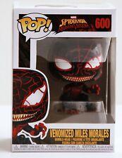 Funko Pop! Movies: Spider-Man: Maximum Venom - Venomized Miles Morales Vinyl Figure