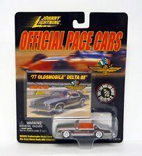 JOHNNY LIGHTNING '77 OLDSMOBILE DELTA 88 Official Pace Cars Die-Cast MOC 1999