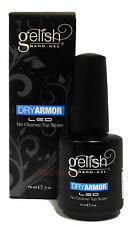 Nail Harmony Gelish Hard-Gel Dry Armor No Cleanse Top Sealer - 1/2oz - 01398