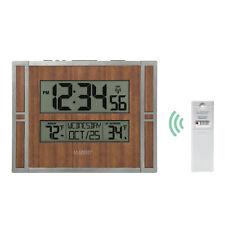 Bbb86088 La Crosse Technology Atomic Digital Wall Clock with Tx141V2 Refurbished