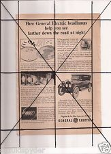 Vintage 1965 Popular Mechanics Magazine Ad A13 GE General Electric Monroe