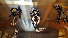 Transformers  g1 Insecticons lot