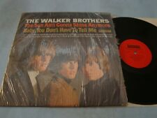 Walker Brothers The Sun Ain't Gonna Shine Anymore LP NM-* SRS67082 1966 shrink