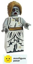 mof010 Lego Monster Fighters 9465: The Zombies - Zombie Bride Minifigure - New