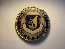 Challenge Coin Pacific Air Forces