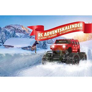 Revell Adventskalender RC-Truck 2019, rot
