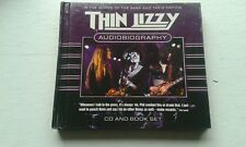 THIN LIZZY AUDIOBIOGRAPHY : CD & BOOKLET DOES NOT CONTAIN MUSIC