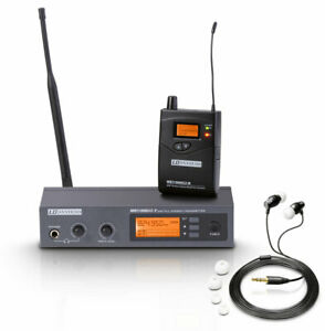LD-SYSTEMS MEI 1000 G2 UHF IEM In-Ear-System