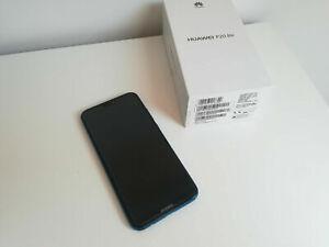 Huawei P20 lite 64Go Débloqué Bleu Klein Smartphone Double SIM