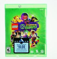 LEGO DC Super Villains: Xbox One [Brand New]