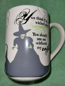 Wicked Witch of the west coffee mug!