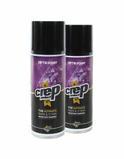 Brand New Crep Protect 200ml Sneaker Trainer Shoe Protector Spray Can x 2