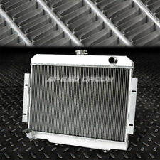 FOR 72-86 JEEP CJ CJ5/CJ6/CJ7 3-ROW FULL ALUMINUM CORE RACING COOLING RADIATOR