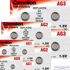 56x  Camelion AG0,1 ,2 ,3,4 ,5 ,6 ,7 ,8 ,9,10 ,11 ,12,13  je 4x SORTIMENT 1,5V