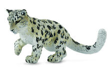 *NEW* CollectA 88497 Snow Leopard Cub Playing - Wild Life 7.5cm