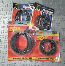 2049 SBS Brake Shoes for Yamaha YZ125 IT200 TY250 BW350 TY350