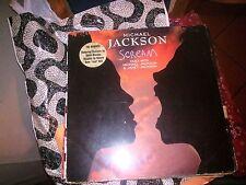 "12"" MIX  SCREAM MICHAEL JACKSON DUET WITH JANET JACKSON EX/N-MINT"