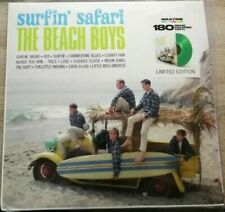 Beach Boys	Surfin' Safari +1 Bonus Track! (New Vinyl)