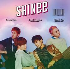 New SHINee Sunny Side First Limited Edition CD Photobooklet Japan UPCH-80500
