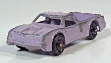 "Vintage Midgetoy Ford Ranchero Die Cast 3"" Scale Model 1970 1971 Purple"