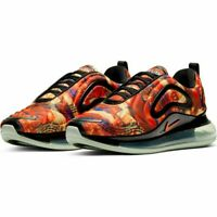 Nike Air Max 720 Multi-Color Team Orange Running Men's Shoes CU4730-900 Sz 10.5