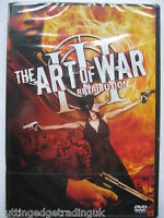 The Art of War 3 : Retribution [DVD, 2009] Nordic Packaging NEW SEALED PAL