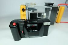 Old Vintage PENTAX PC35AF Compact 35mm Film Camera With PC35 Winder  Please Read