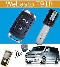 GSM Handy Fernbedienung für Standheizung (USB) mit Funk-FB Webasto T91R