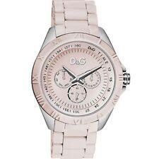 Dolce & Gabbana Women's Chamonix Pink  Ladies Watch (RRP £185)