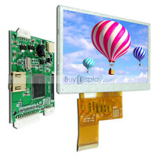 """4 3"""" inch TFT LCD Display w/Small HDMI Driving/Controller Board for Raspberry PI"""