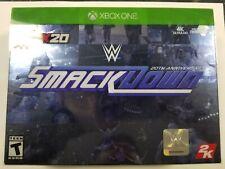 WWE 2K20 SmackDown 20th Anniversary Xbox One (No Dlc)