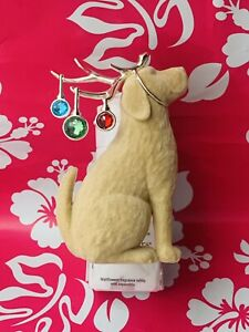 Bath & Body Works Wallflowers Fragrance Plug In - Holiday Dog w/ Antlers