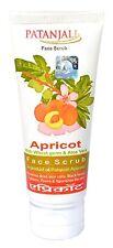 Patanjali Apricot with Wheat germ & Aloe Vera Face Scrub 60 gm