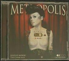 Metropolis (The Chase Suite) - Janelle Monae CD excellent condition