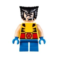 LEGO - Super Heroes - Wolverine - Mini Figure - Short Legs