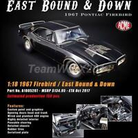 1:18 GMP ACME EAST BOUND & DOWN 1967 PONTIAC FIREBIRD