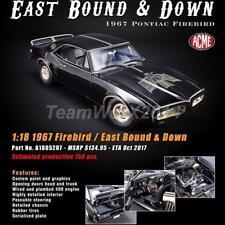 1:18 Gmp Acem East Bound & Down 1967 Pontiac Firebird