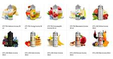 KTS LINE • KTS TEA • 30ml in 120ml Flasche • Liquids • Aromen • Shots • Basen •