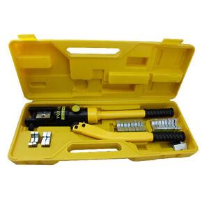 Hydraulische Zange Kabel Zange 10-300mm² Radialpresse Crimpzange Hydraulik