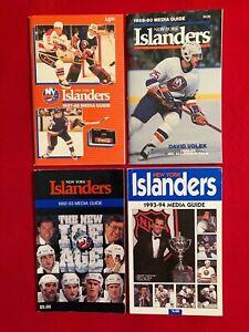 NHL New York Islanders media guide yearbook / You pick 'em / Box 2021 / Potvin