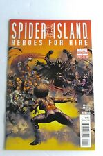 Spider-Island Heroes for Hire (Marvel) #1 2011 VF/FN