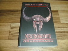 Brian Lumley -- NECROSCOPE  # 14 // GRABGESANG // ultimative Vampir-Saga  2004