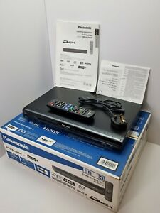 Panasonic DMR-EX769 DVD/HDD Recorder, 160 GB HDD, DVB, HDMI, Boxed With Remote