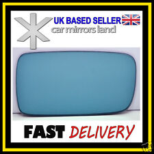 Right Driver Mirror Glass Blue Convex BMW 3 E46 Coupe 98-05 BMW7 E65 E66 02-08