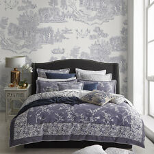 FLORENCE BROADHURST ORIENTAL DENIM King Size Doona | Duvet | Quilt Cover Set