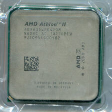 AMD Athlon II X4 635 ADX635WFK42GM 2.9 GHz quad core AM3 CPU Propus