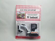 Bobcat 331 Compact Excavator - Clover 6900570 - Diecast 1:50 Scale Model Toy NIP