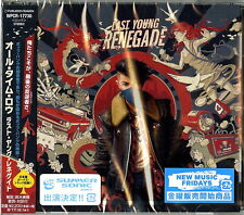 ALL TIME LOW-LAST YOUNG RENEGADE-JAPAN CD BONUS TRACK E78