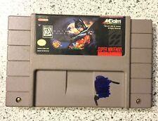 Batman Forever Vintage SNES Super Nintendo Video Game Cartridge Only
